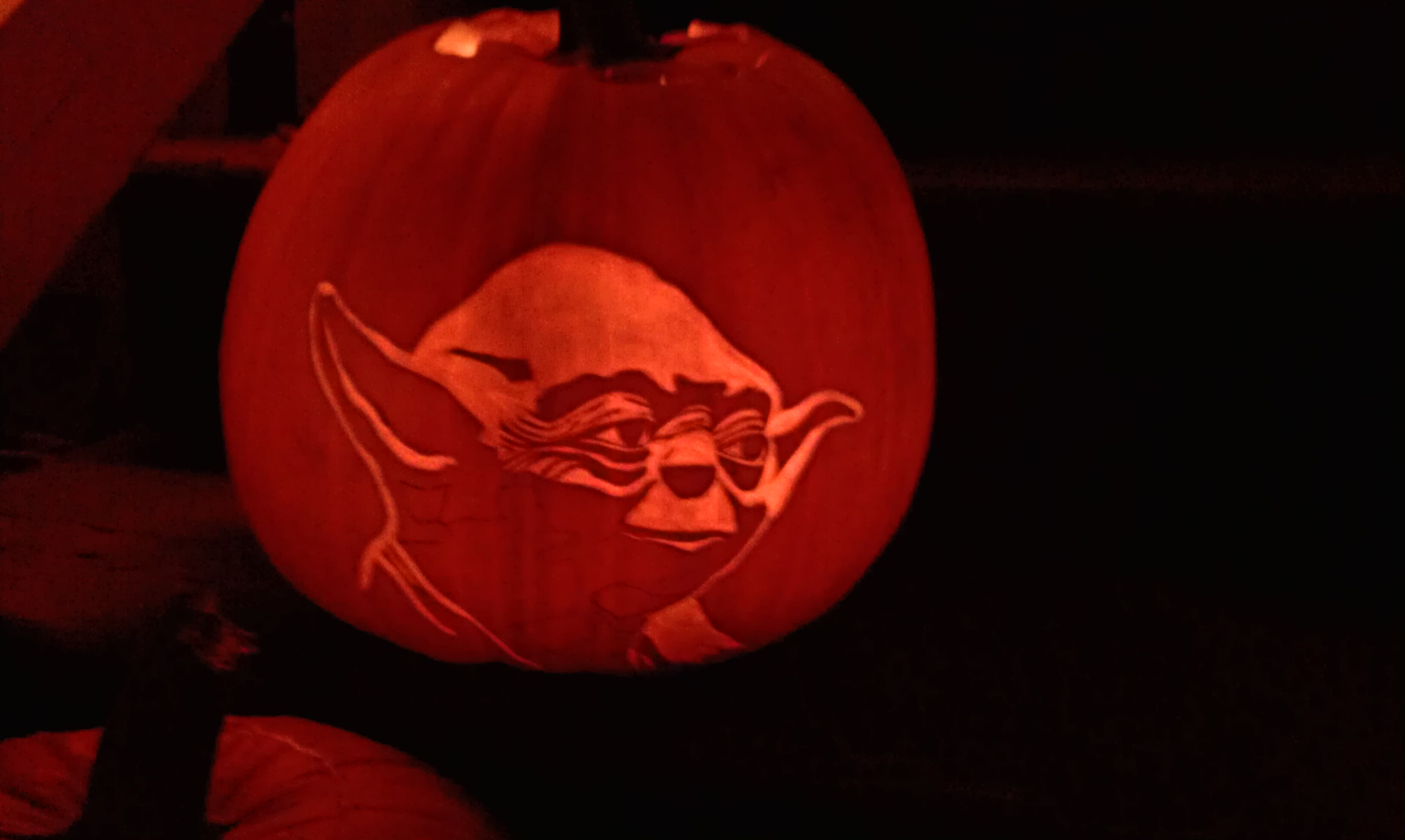 Picture of Carve Great Looking Pumpkins Easily