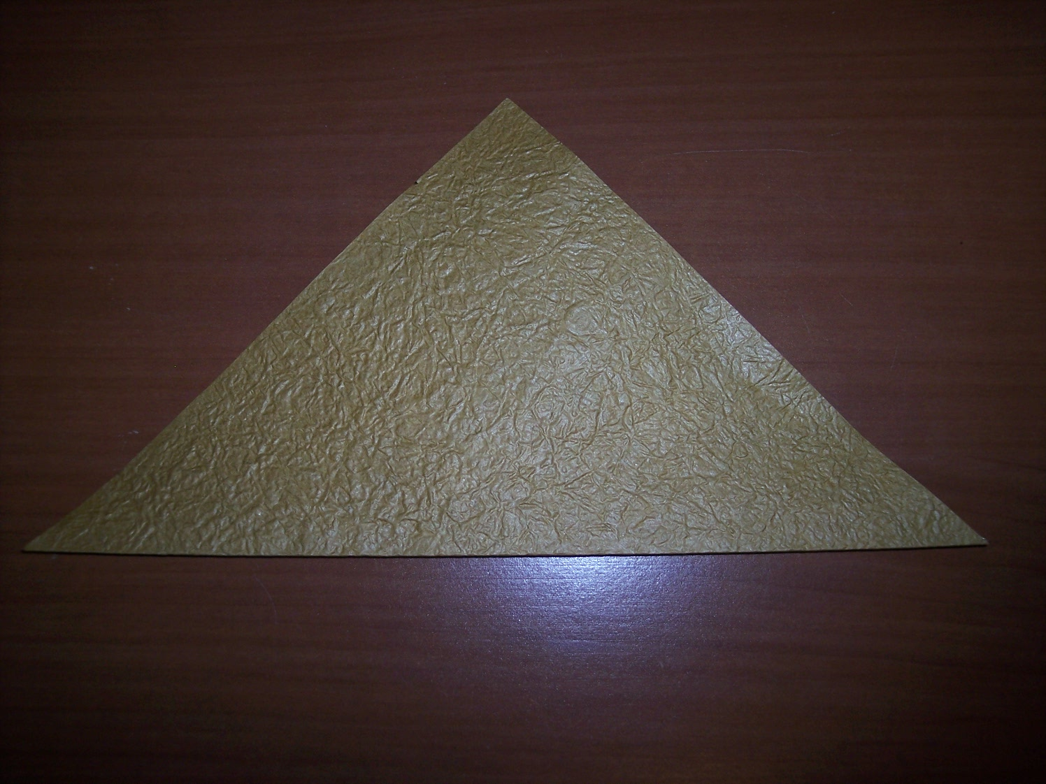 """Picture of Origami """"Takeout"""" Container"""