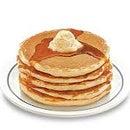 Pancake mix to banana pancakes
