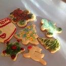 Easy Cookie Glaze