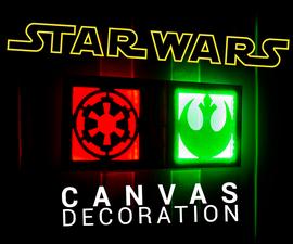 Star Wars: Rebels vs. Empire Glowing Emblems