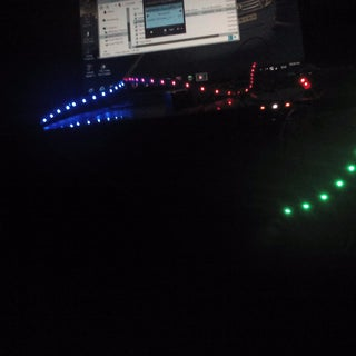 Sync LED to Music