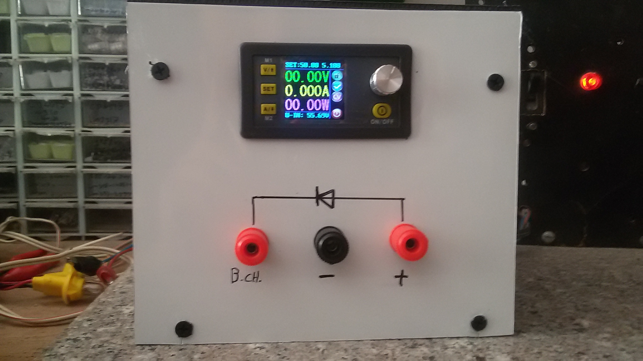 Picture of 50v 5a Adjustable Power Supply