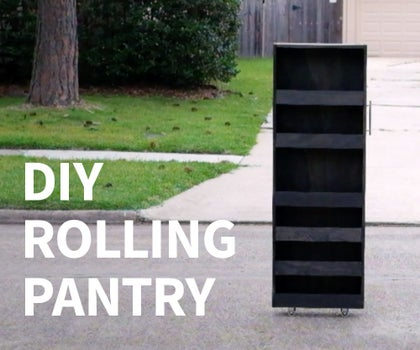 Rolling Pantry