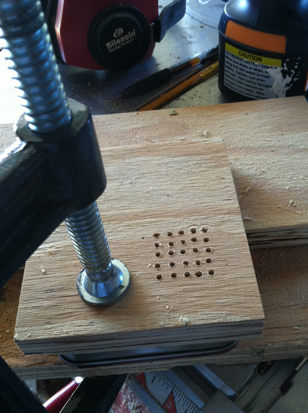 Picture of Make a Drilling Guide