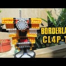 DIY: 3D ClapTrap From Borderlands With LED Candle | Bead Sprites (Perler/Hama Beads)