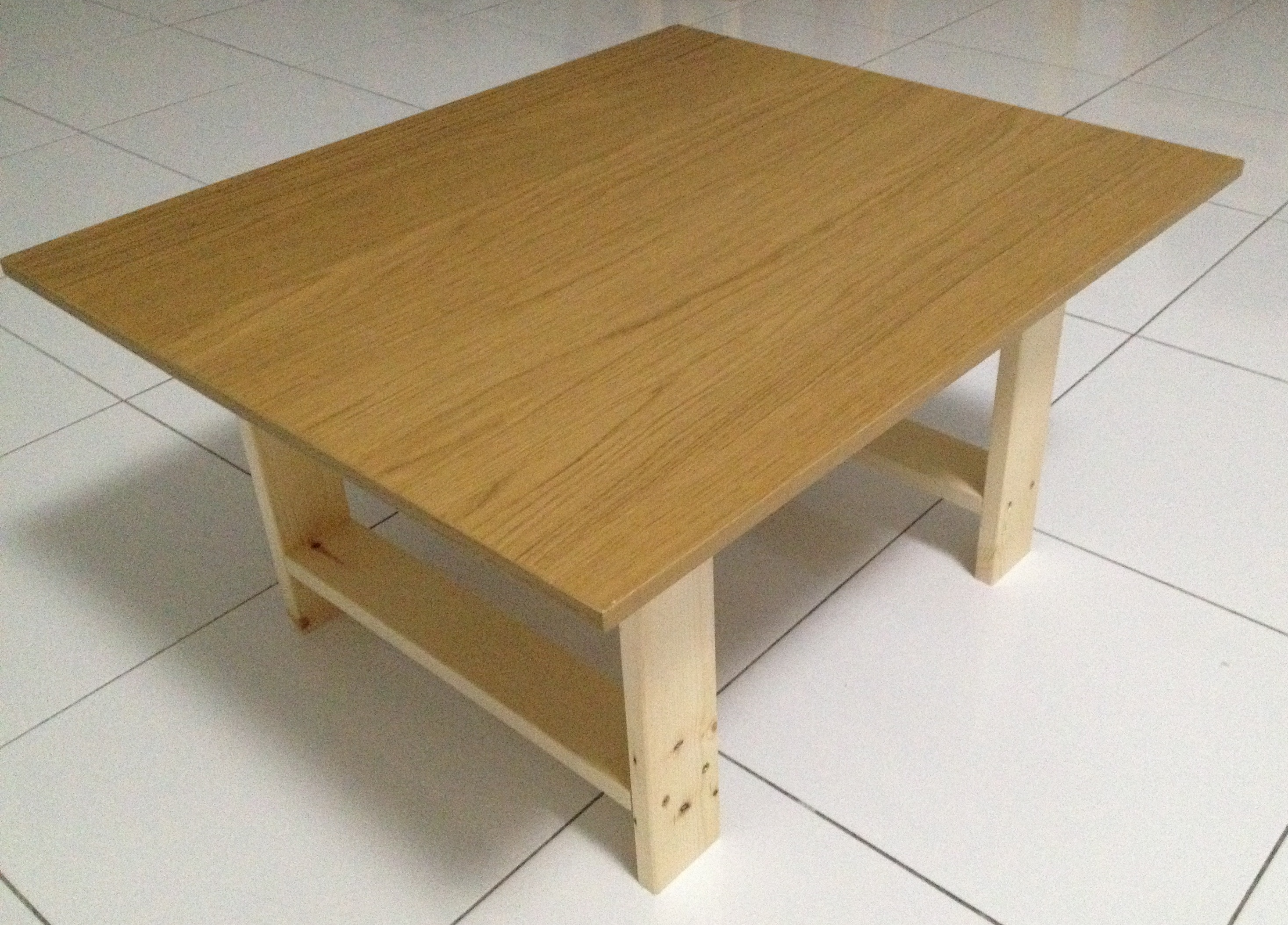 Picture of Ikea Coffee Table Hack