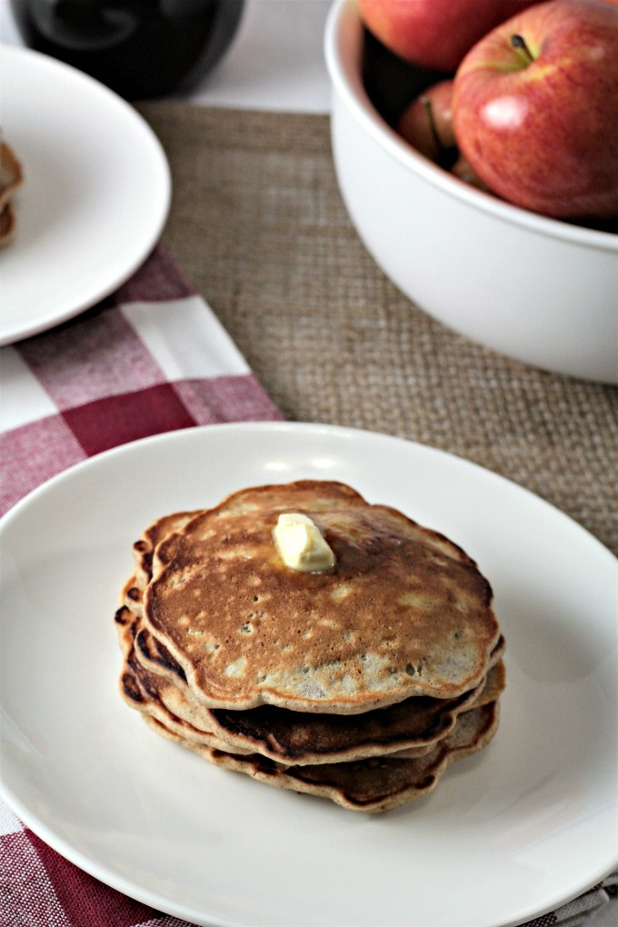 Picture of Apple Cinnamon Pancakes