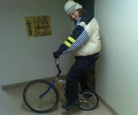 What Not to Build: Drunk Bike