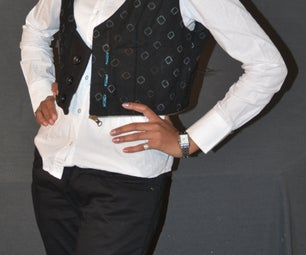 Two in One: Waistcoat and Bag :)