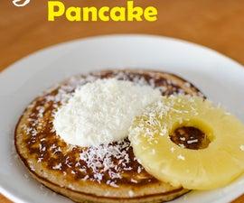 Tropical Protein Pancake