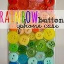 Rainbow Button Phone Case