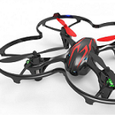 Recovering a Quadcopter (based on the Hubsan model)
