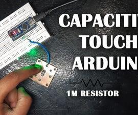 Arduino电容式触摸设置