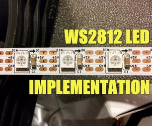 WS2812 LED Implementation