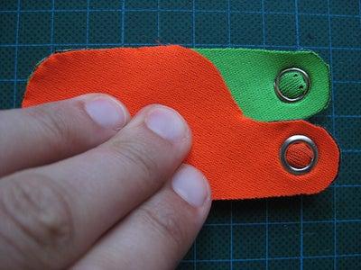 Conductive Thread Pressure Sensor