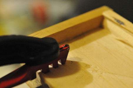 Mounting the Glass Cutter