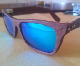 Diy-Ban - the wooden sunglasses