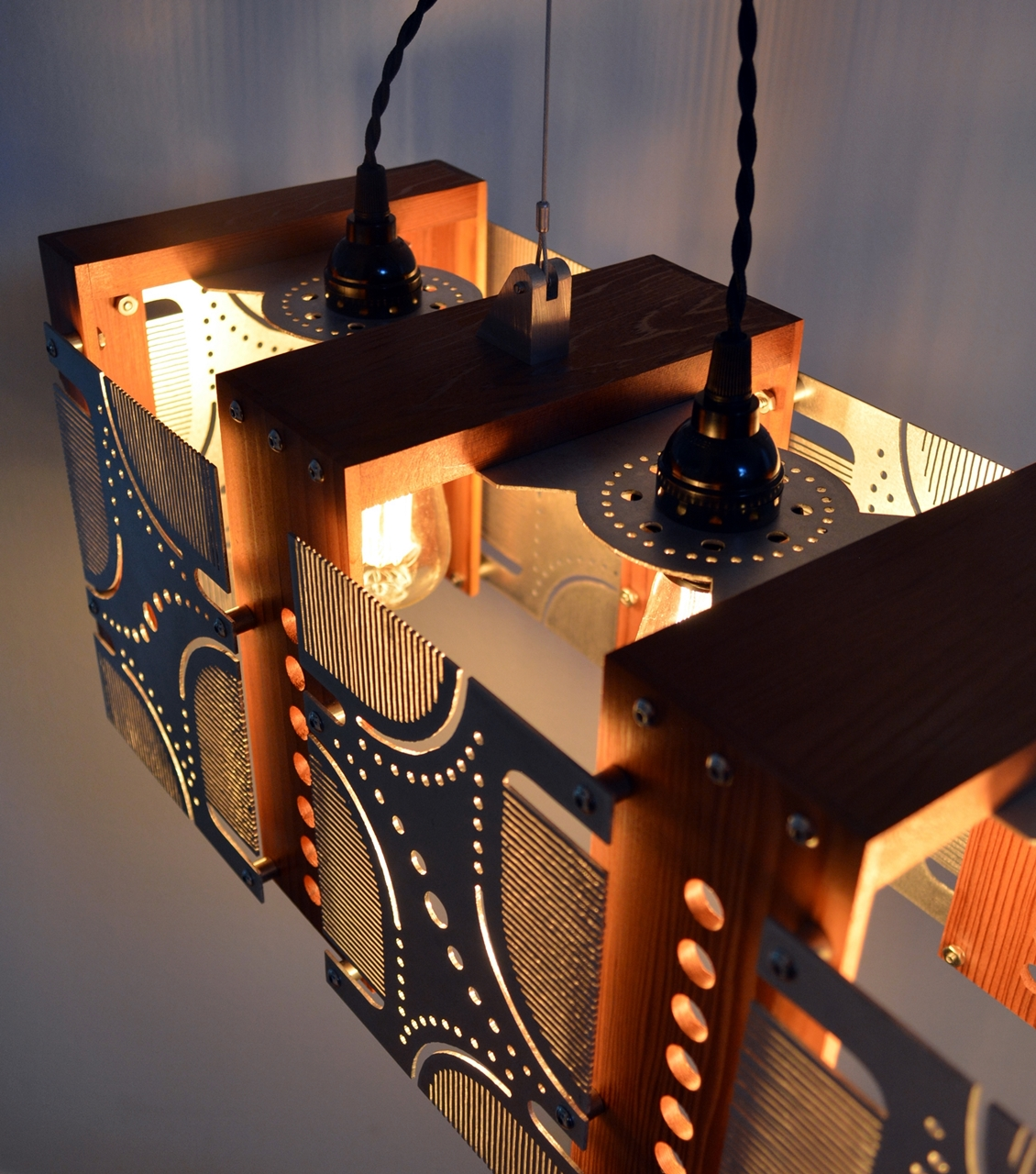 Picture of Art Deco Dining Room Light Fixture
