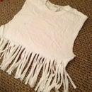 Fringe A Shirt For Summer
