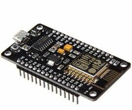 ESP8266 Communication With Server and ESP8266