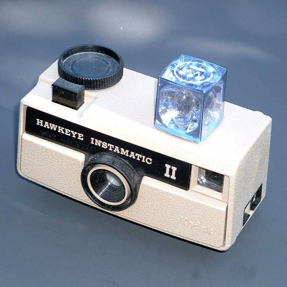 Picture of Kodak Instamatic Hawkeye II