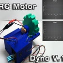 RC Motor Dynamometer V1.0