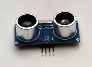 Picture of Plug in an Ultrasonic Distance Sensor