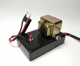 Start Fires With Electricity: DIY Arc Lighter