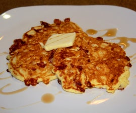 The Best Cottage Cheese Pancakes