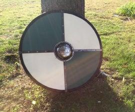 Viking-Inspired Shield