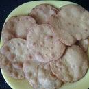 Sweet Gourd Jam Puris ( Gharge )