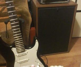 Guitar Breadboarding (New Way!)