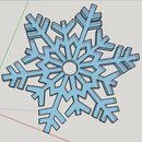 Snowflake Spinner