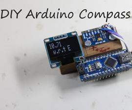 DIY Arduino Compass