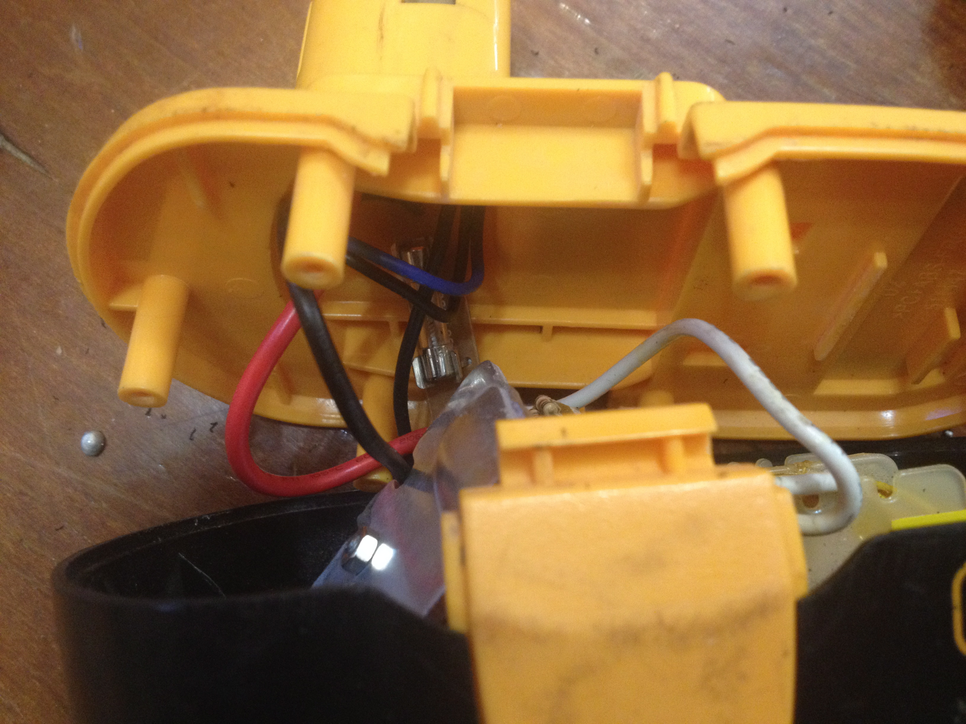 Picture of Closing the Case and Adding a Bottom Cover