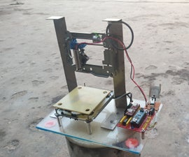 DIY Cheap and Sturdy Laser Engraver.