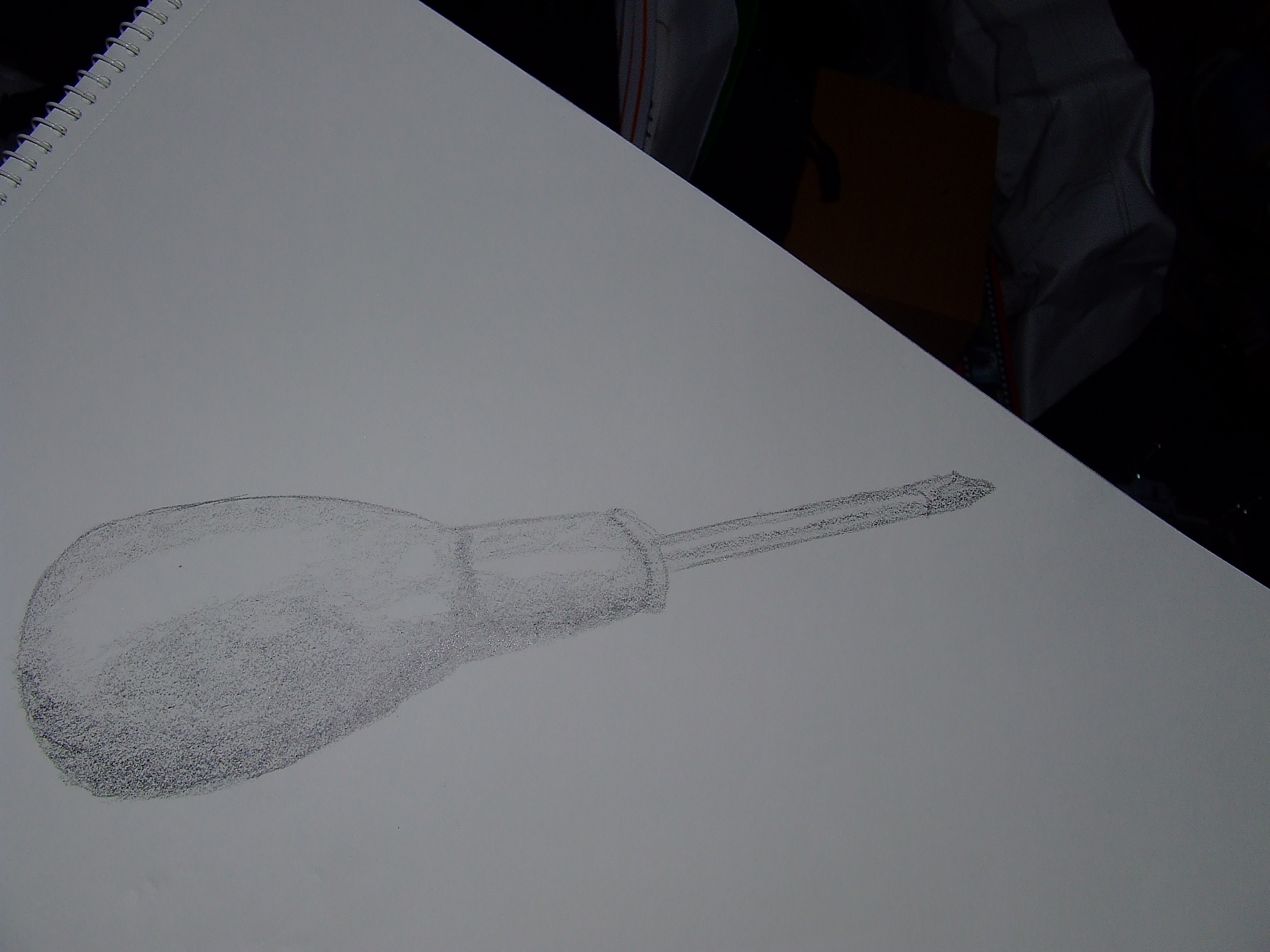 Picture of Starting to Look More Like a Drawing?