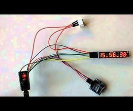 Arduino Nano and Visuino: 7 Segment Display Clock With MAX7219 and DS1307 Real Time Clock(RTC)