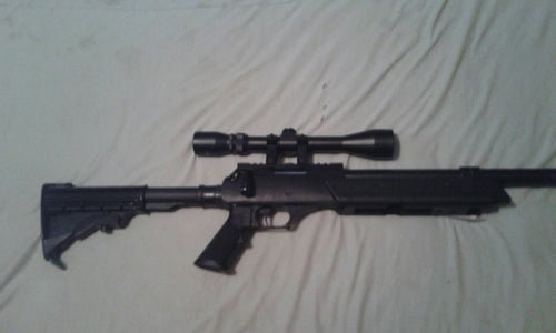 How to Fix a Wobbly M4 Style Stock