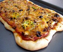 Taco Pizza!