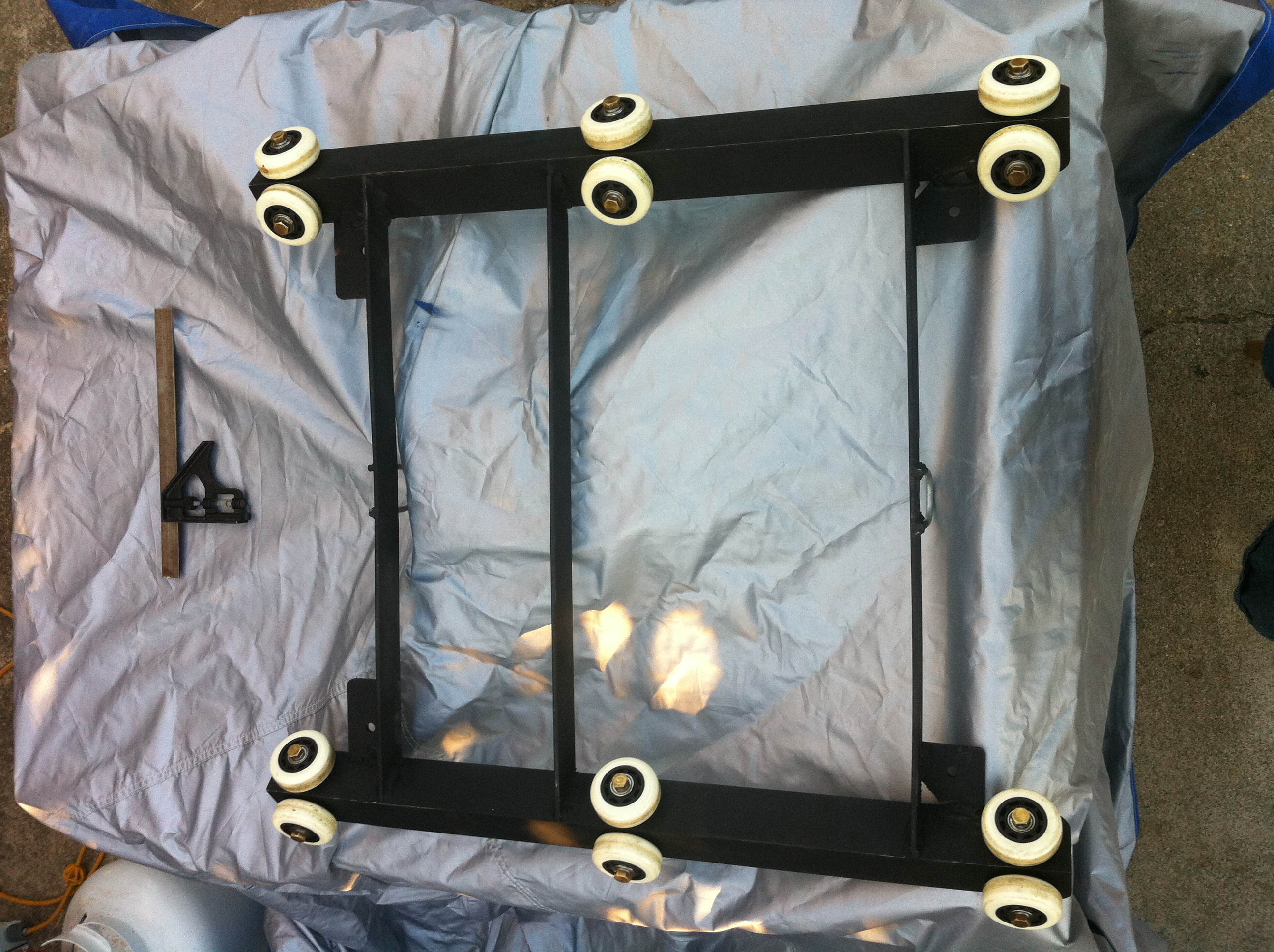 Picture of The Finished Frame