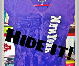 Hide It T-shirt