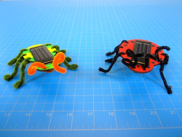 Picture of Non-Soldering Solar Bug