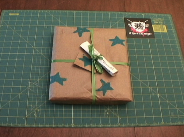 Creative, Free, and Recycled Ideas for Gift Wrapping
