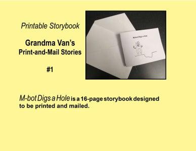 Printable Storybook (#1)