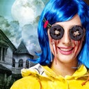 Coraline Halloween Costume Tutorial Video!