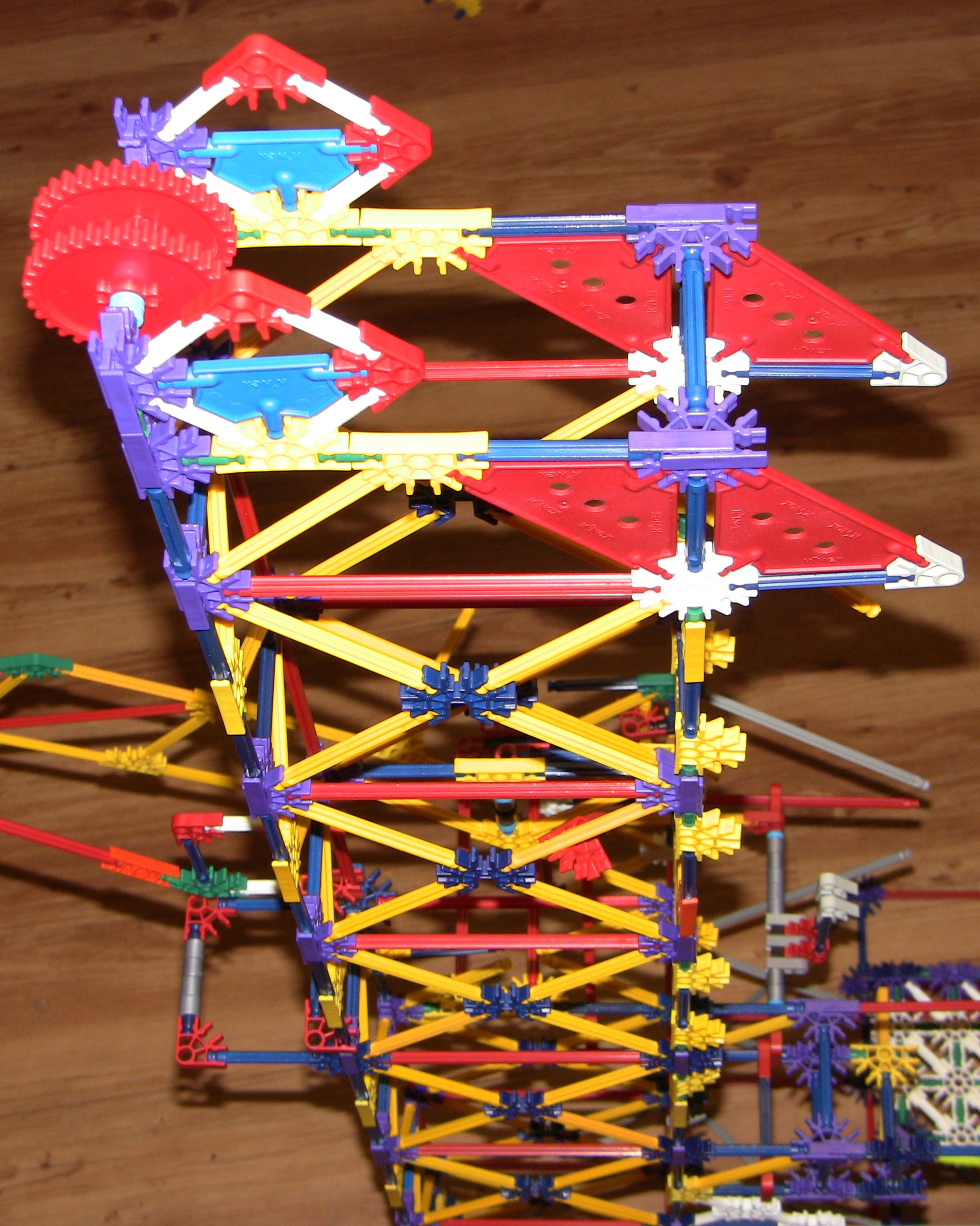Picture of Support Structures