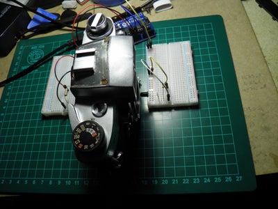 Arduino Film Camera Shutter Checker