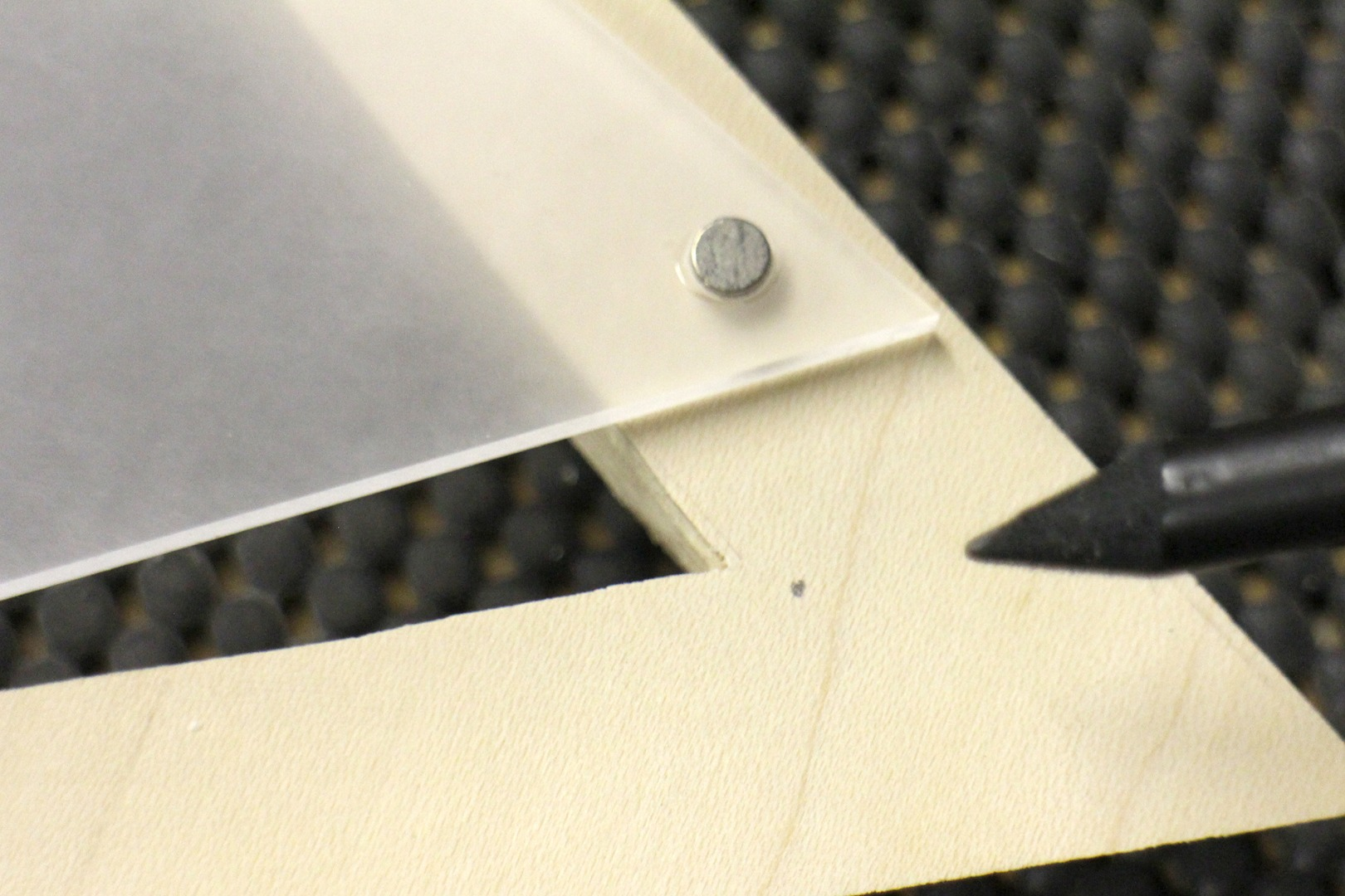 Picture of Metal Attchment Points